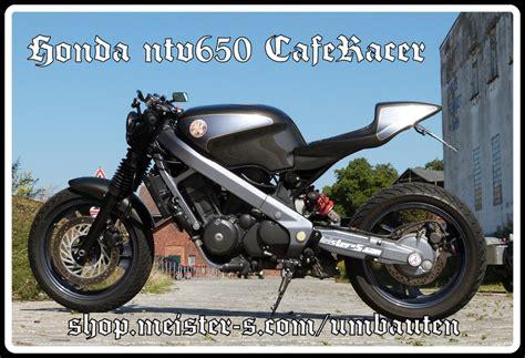 Honda Motorrad V2 by Honda V2 Caferacer Umbau Product Information Cafe Meister