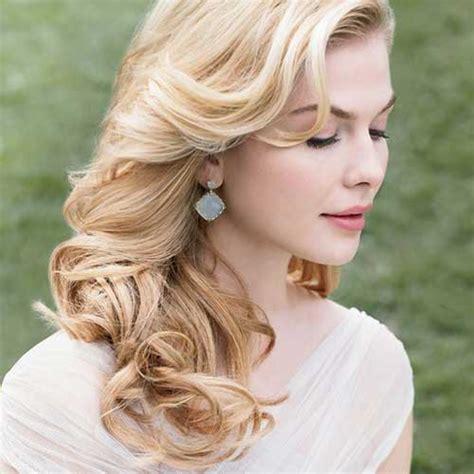 wedding hairstyles loose curls 20 nice bridal hairstyles images hairstyles haircuts