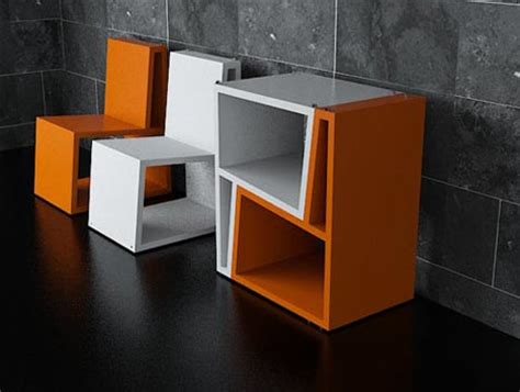 Space Saving Armchair by Flip Up Furniture Dual Functions In Half The Square Footage