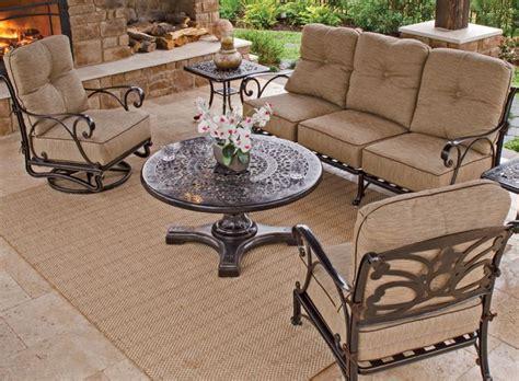 Aluminum Patio Furniture Best 25 Cast Aluminum Patio Furniture Ideas On