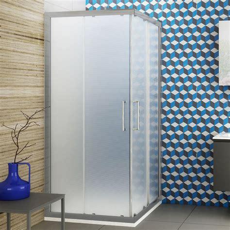 box doccia 80x80 cristallo box doccia 80x80 cristallo texture 6 mm scorrevole nuovo