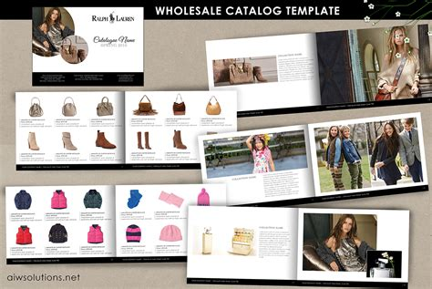 product catalog design templates free knowledge 2