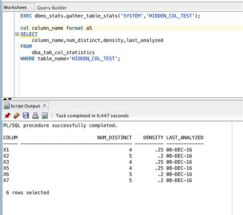 Describe Table Oracle by Invisible Columns In Oracle Database 12c Oracle数据库数据恢复