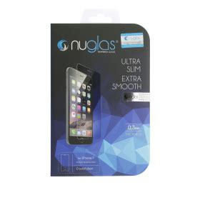 Nuglas Tempered Glass 234 nuglas tempered glass screen protector for iphone 8 2 5d fixez