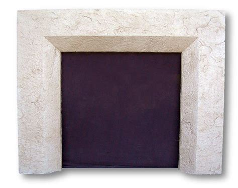 Plaster Cast Fireplace Surround by Beveled Plaster Fireplace Surrounds Fireplaces Mantels