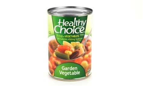 Healthy Choice Garden Vegetable Canned Soup 12 Pack Healthy Choice Garden Vegetable Soup
