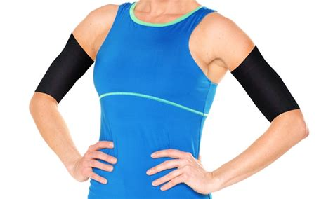 Arm Compression Detox Slimming Wraps by Arm Compression Wraps 2 Pack Groupon Goods