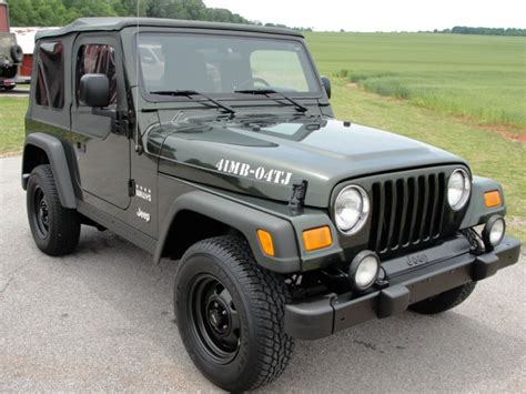 Jeep Willys Edition Jeep Wrangler Willys Edition 04 Stk 827 Gilbert Jeeps
