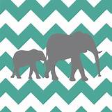 Teal And White Chevron Wall | 600 x 600 jpeg 79kB