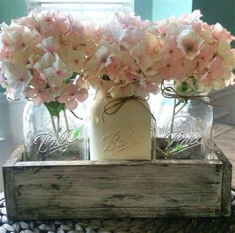 schlafzimmerdekorationen ideen jar centerpiece jar table decor rustic