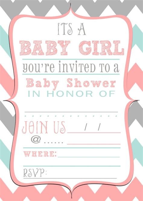 free template invitations most popular free printable baby shower invitations on