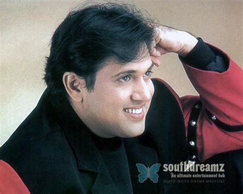 actor govinda information bollywood actor govinda profile biography filmography