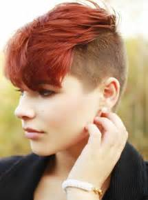 undercut hairstyles for 2016 trendy undercut hairstyles for women hairstyles