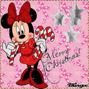 Merry christmas minnie mouse picture 103216948 blingee com