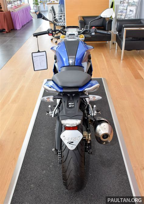 Bmw Motorrad Malaysia 2016 by 2016 Bmw Motorrad G310r Previewed In Malaysia Image 499581