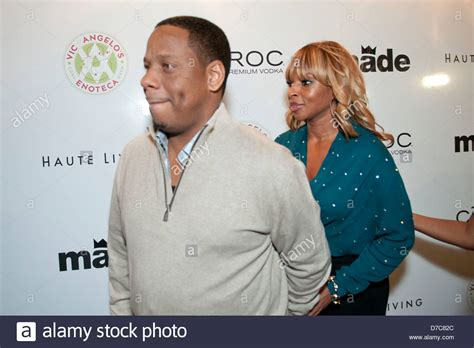 mary j blige spouse mary j blige and her husband kendu isaacs birthday party