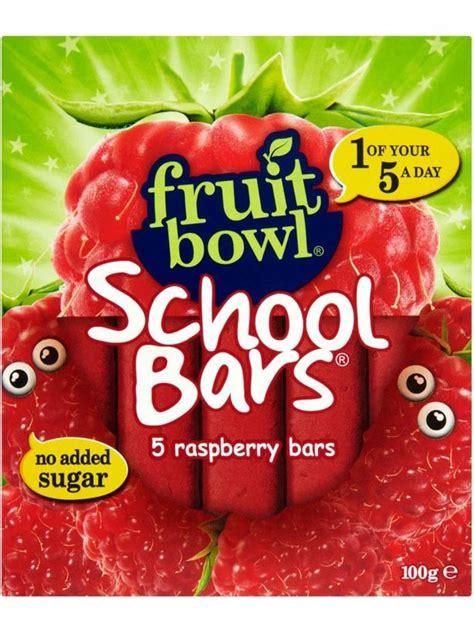 Ba Mini Energy Bar 5 Dried Fruits Snack Penambah Energy fruit snacks for the best and worst revealed fruit bowl school bars raspberry goodtoknow