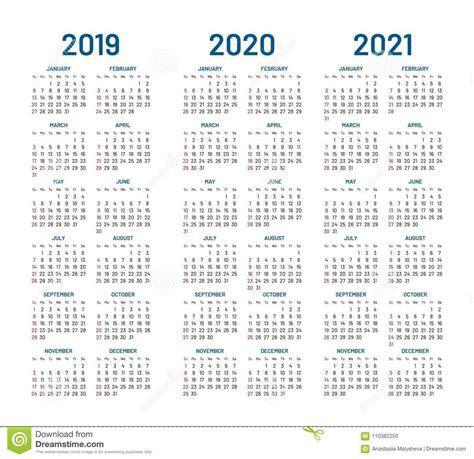 year    calendar vector stock vector illustration  decoration design