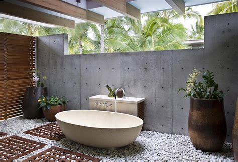 outdoor bathroom designs 10 astonishing tropical bathroom ideas that you must see today