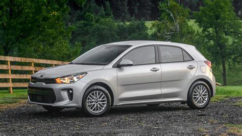 kia rio  drive  car big improvements