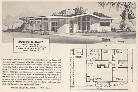 retro house design vintage house plans 163h antique alter ego