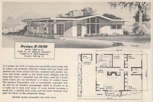 Vintage Home Floor Plans Vintage House Plans 163h Antique Alter Ego