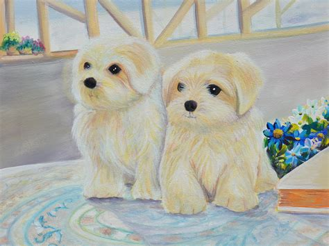 paintings of dogs dogs posters pictures and other kinds of wall printmeposter