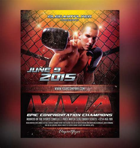 download 25 free sports flyers templates ginva