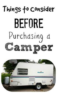 list of things to consider when buying a house 1000 images about cing on pinterest diy and crafts cers and trailers