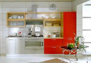 Kitchen Cabinet Designs For Small Spaces Cocinas Lineales Modernas