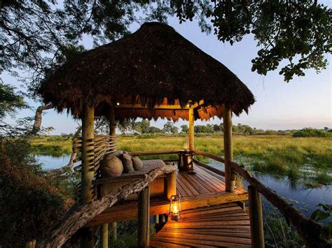 best safaris in the world botswana s mombo c is the world s best hotel business