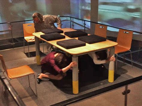 japanese earthquake simulators shake you out of
