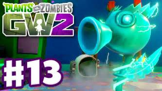 Plants vs. Zombies: Garden Warfare 2   Gameplay Part 13   Electro Pea! (PC)   YouTube