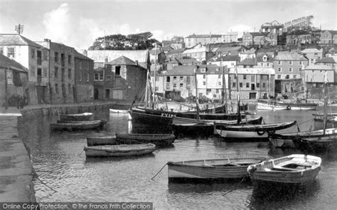 a history of mevagissey books mevagissey the harbour c 1955 francis frith