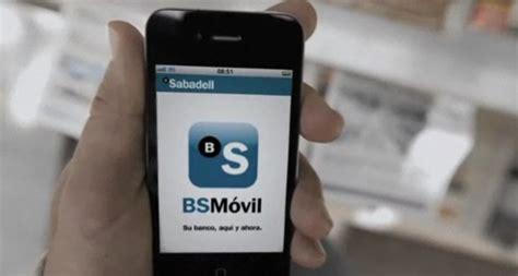banc sabadell on line particulars lleva tu banco contigo con banc sabadell empresa y econom 237 a
