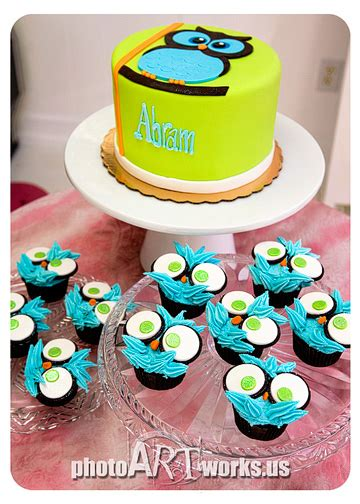 How To Make Owl Cupcakes For Baby Shower by Baby Shower Cakes Owl Baby Shower Cakes And Cupcakes