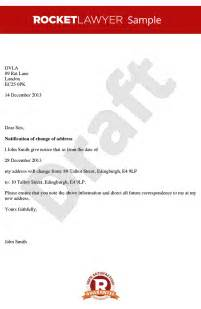 Change Of Business Address Letter Format Change Of Address Letter Letter For Change Of Address Sample