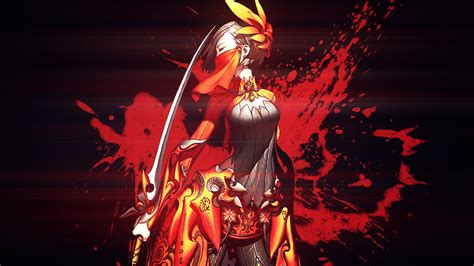 wallpaper 4k blade and soul blade and soul wallpaper by kinis on deviantart