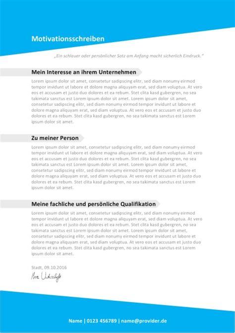Motivationsschreiben Beispiel Für Die Bewerbung Layout F 252 R Die Bewerbung Quot Marketing Quot Jobguru
