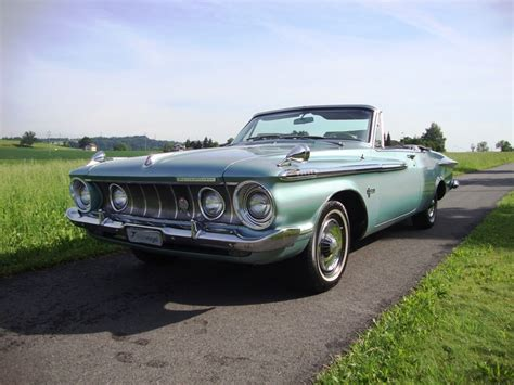 Auto Vogler by Plymouth Fury Sport Convertible Oldtimer Benzin 98 120