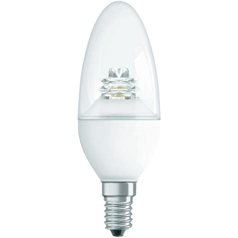 Led E14 led e14 candle 3 8 w 25 w warm white 216 x l 38 mm x 110