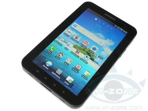 Tab Android Samsung 1 Jutaan review samsung galaxy tab android tablet