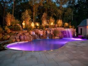 cool pool designs ideas cool landscaping ideas for pools above ground