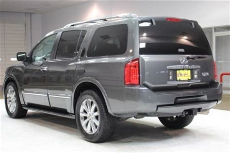 suv with 3rd row seating and dvd player buy used suv 5 6l nav sunroof rear dvd back up 3rd