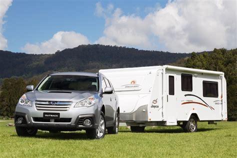 towing with subaru outback 2013 subaru outback 2 0d premium cvt towing ozroamer