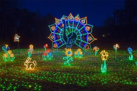 holiday lights irmo chapin recreation commission