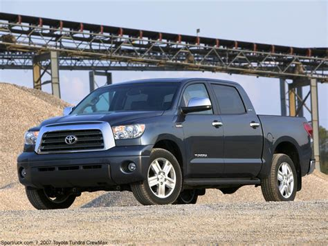 how it works cars 2007 toyota tundramax electronic valve timing 2007 toyota tundra crewmax pictures and information sportruck com