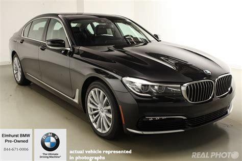 bmw 7 series pre owned pre owned 2017 bmw 7 series 740i xdrive 4dr car in