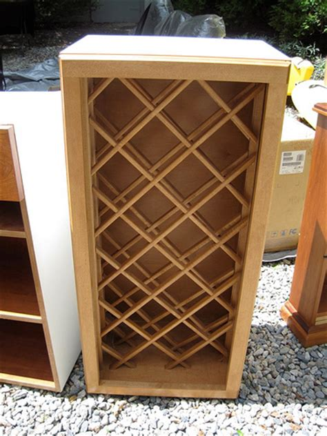 Wine Rack For Refrigerator by Above Refrigerator Wine Rack Above Refrigerator Above