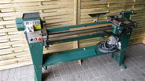 gebrauchte kaufen gebrauchte kopier drechselbank r110 gebrauchtmaschinen
